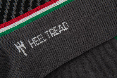 Heel Tread - Veneno Low Socks