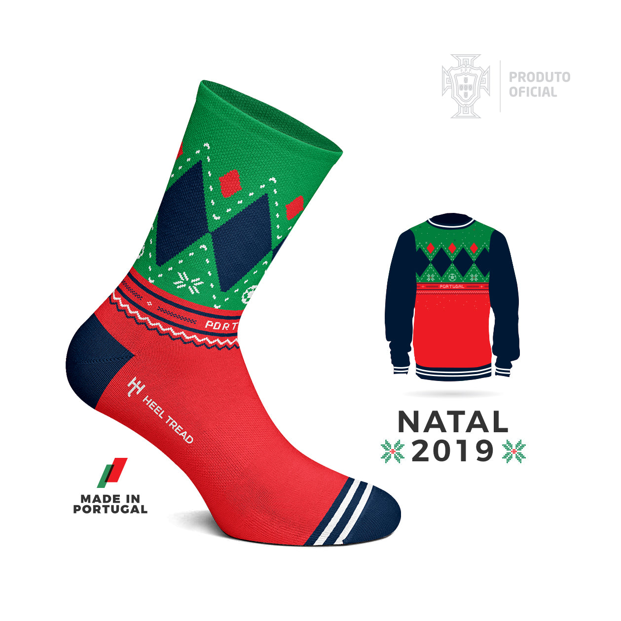 FPF Christmas 2019 Socks