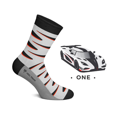 Heel Tread - One Socks