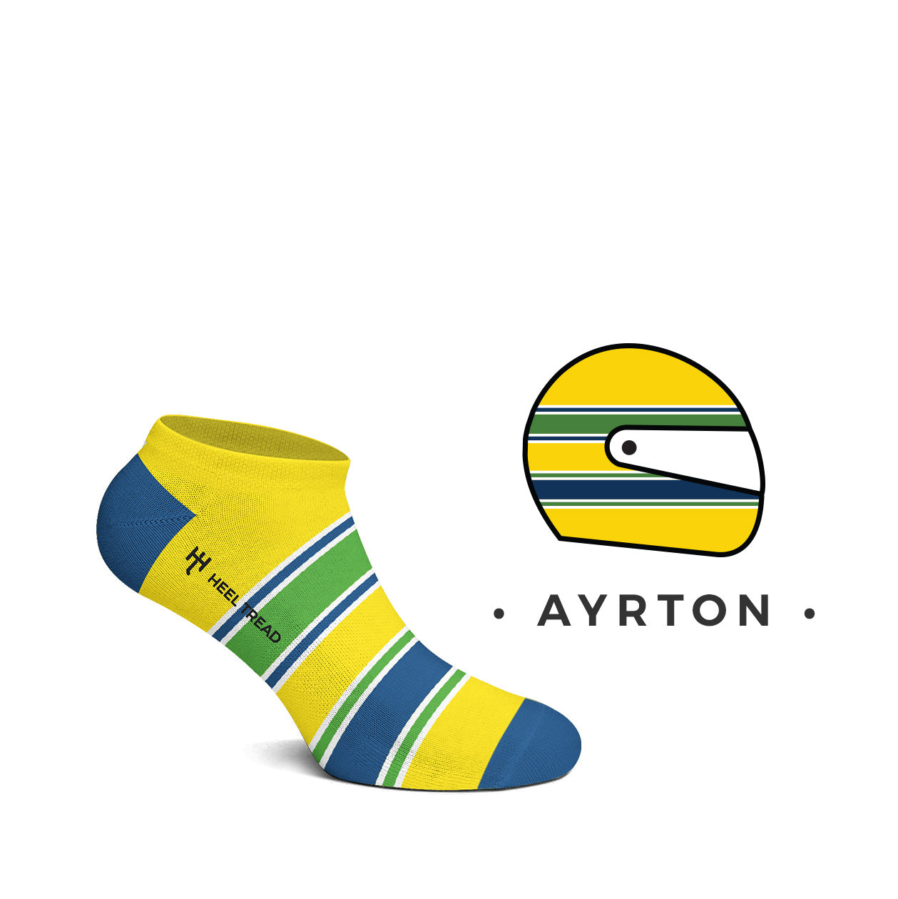 Ayrton Low Socks