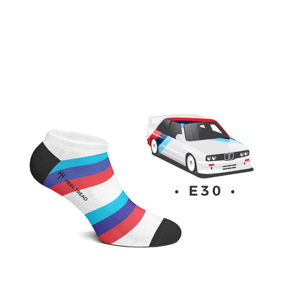 Heel Tread - E30 Low Socks