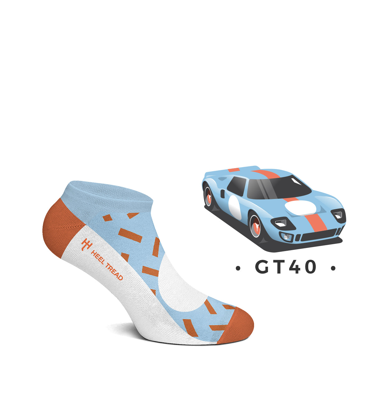 GT40 Low Socks