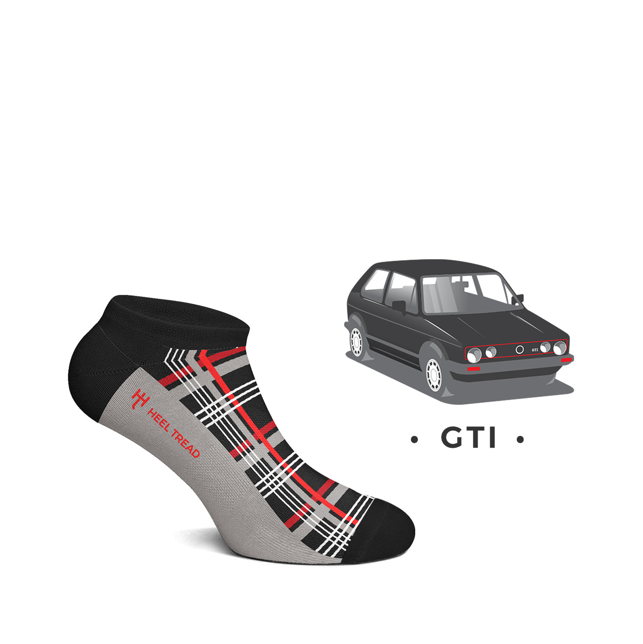 GTI Low Socks
