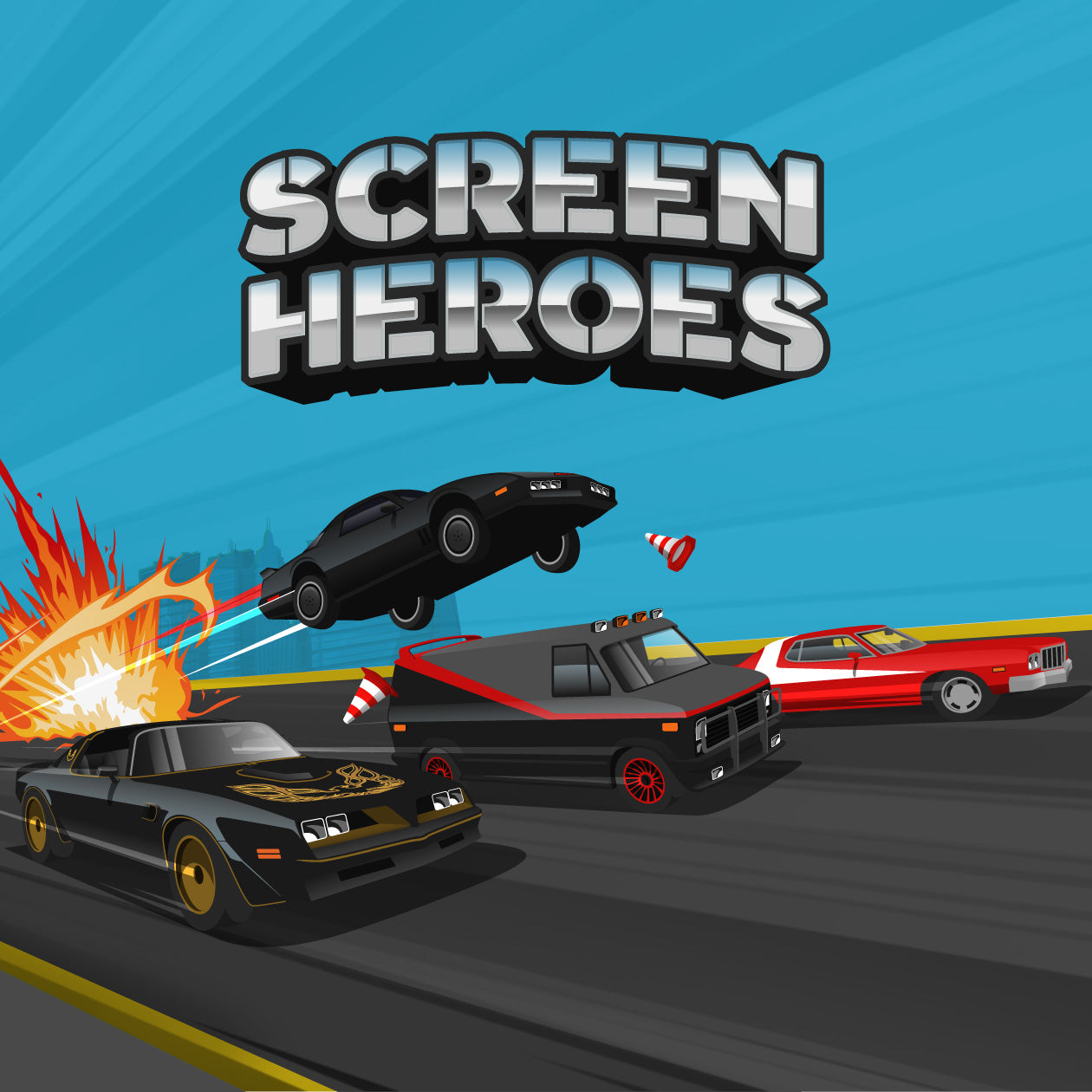 Screen Heroes Pack