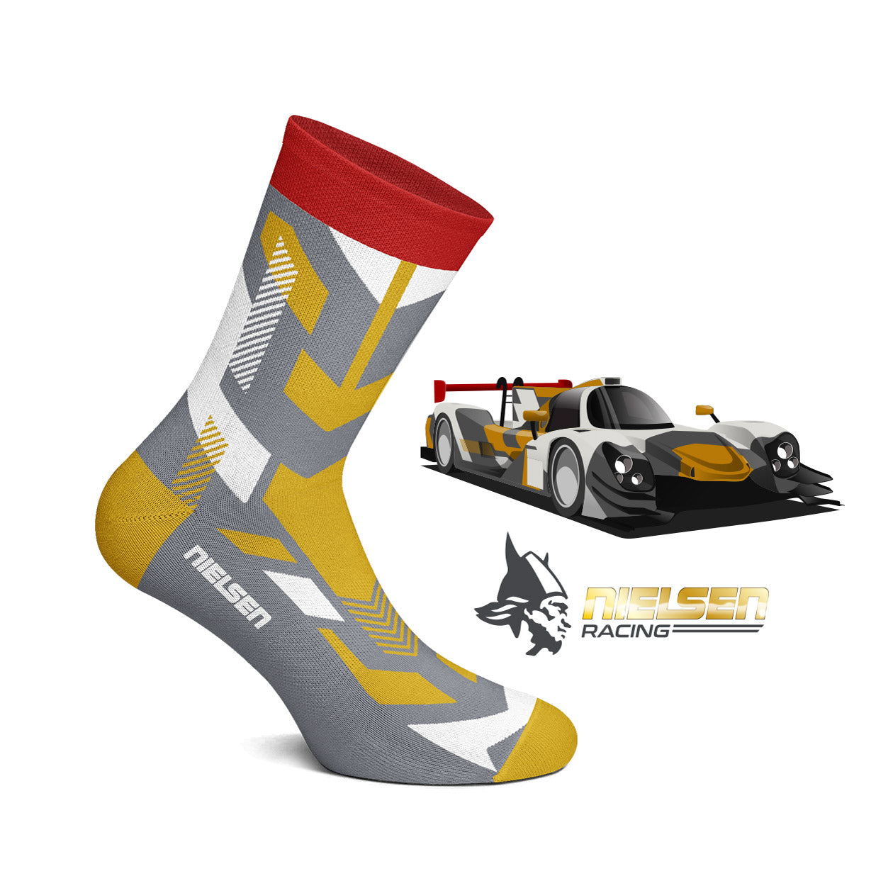 Nielsen Racing Socks