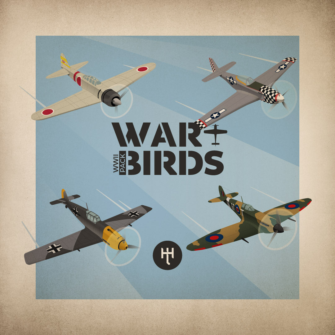 Warbirds Pack