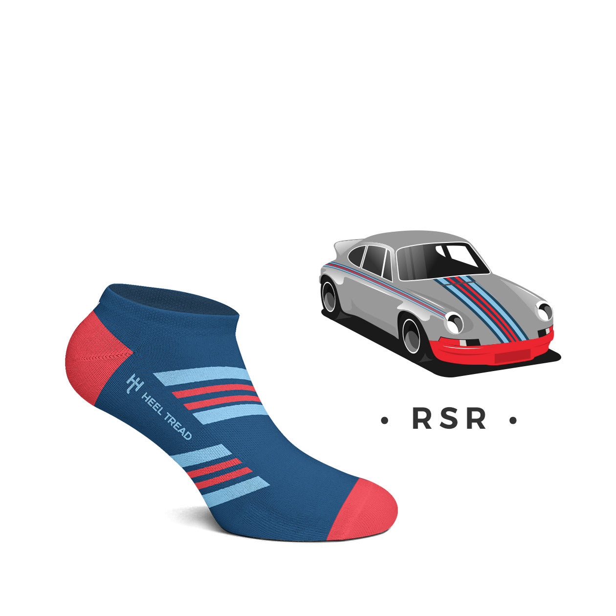 RSR Low Socks