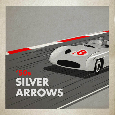 Silver Arrows Pack