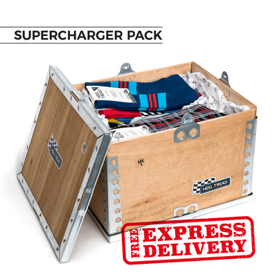Supercharger Pack