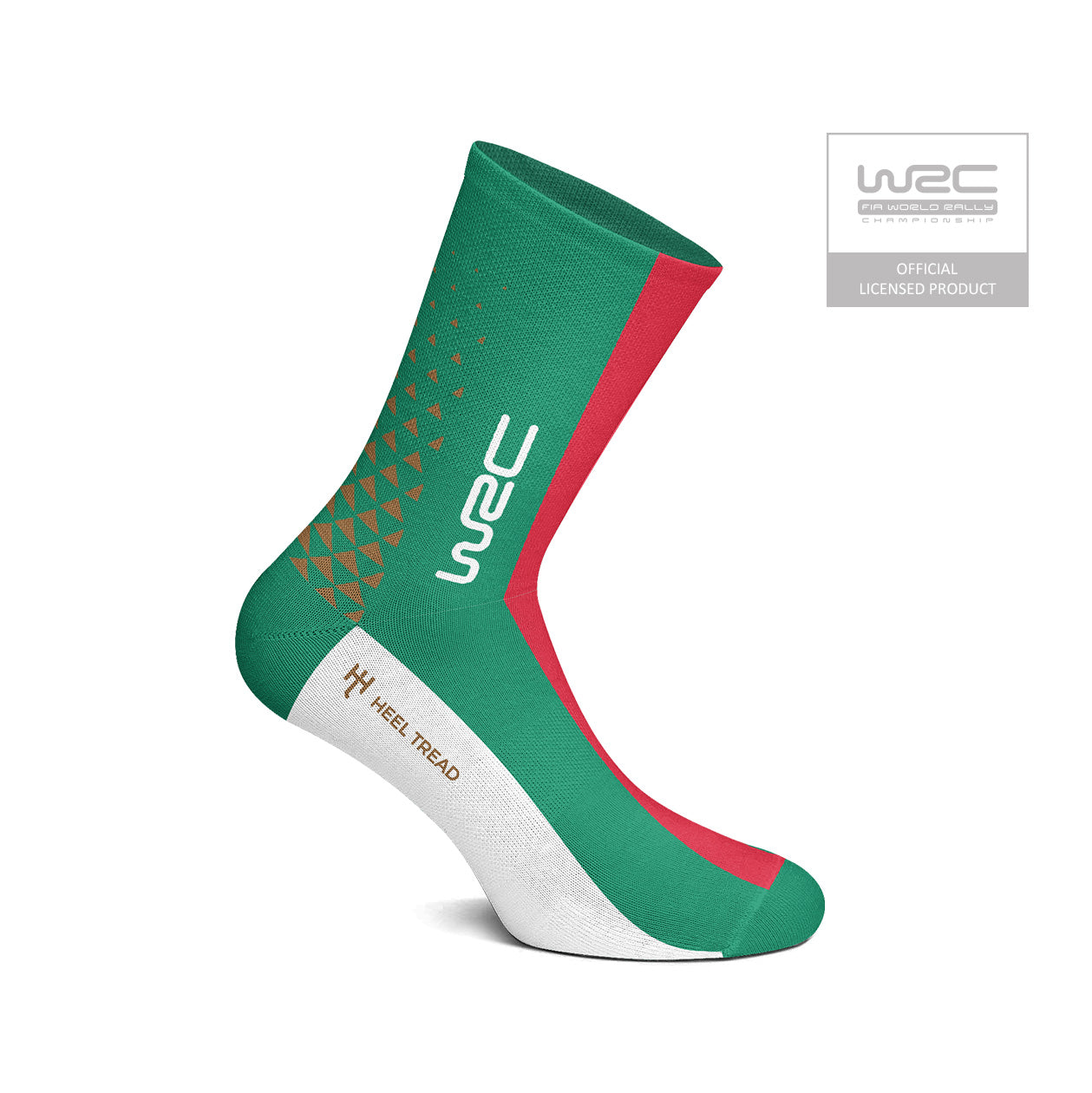 WRC Official Rally Mexico Socks