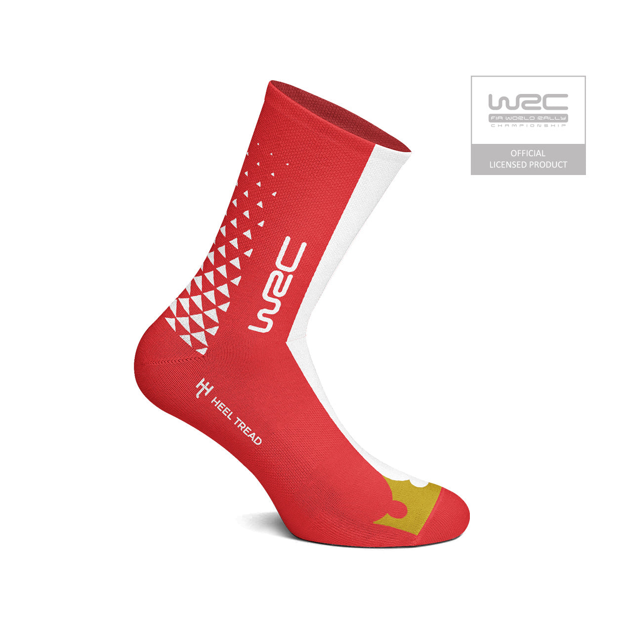 WRC Official Rally Monte Carlo Socks