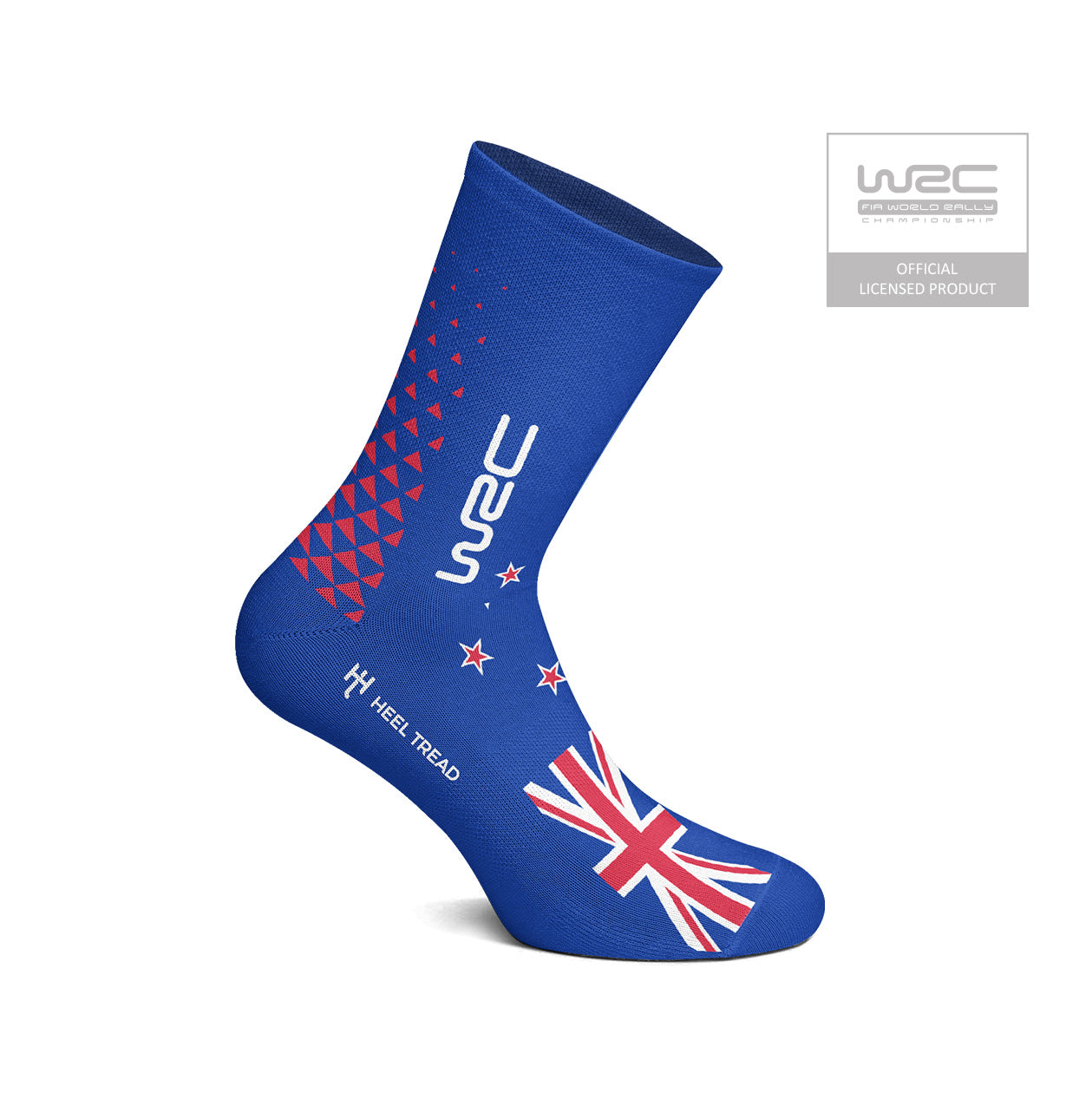 WRC Official Rally New Zealand Socks