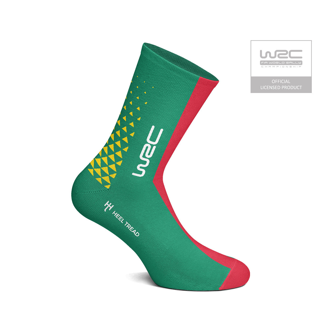 WRC Official Rally Portugal Socks
