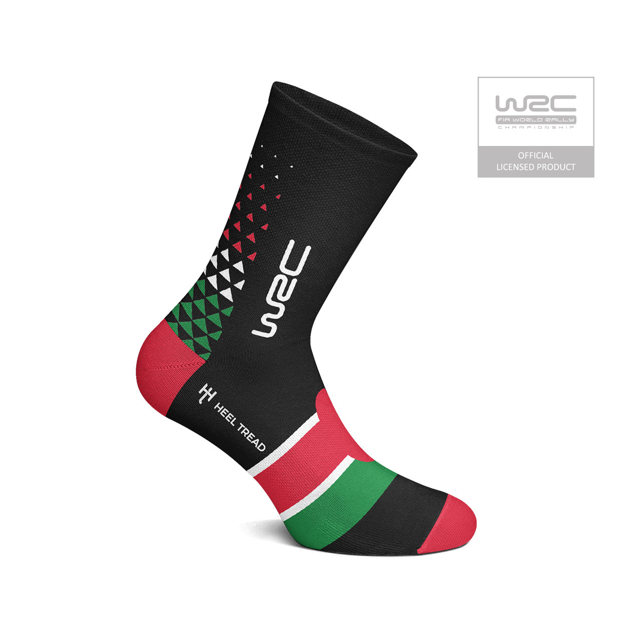 WRC Official Rally Kenya Socks