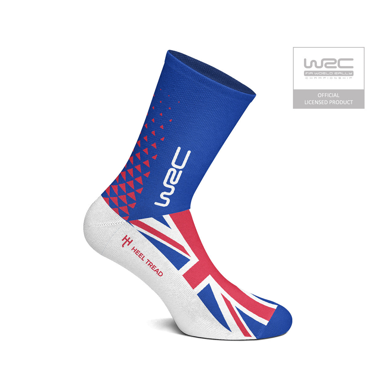 WRC Official British Rally Socks