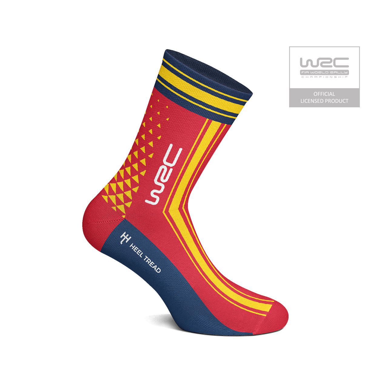 WRC Official Rally Spain Socks