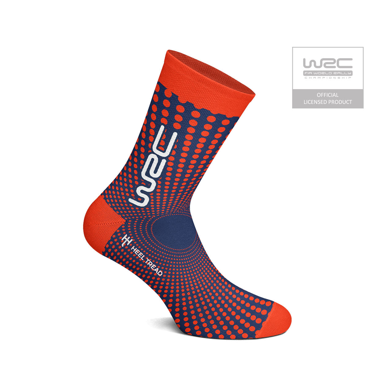 WRC 2021 Official Socks