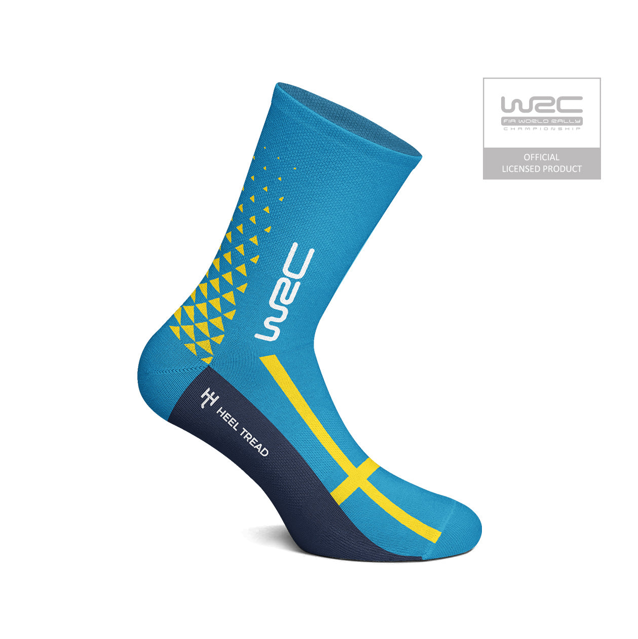 WRC Official Rally Sweden Socks