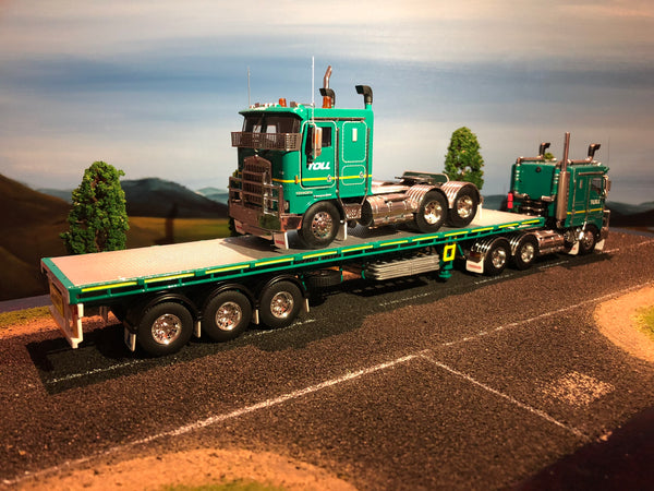 Kenworth K100G TOLL GROUP