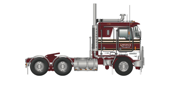 **PRE-ORDER** LAWRENCE K100G KENWORTH DIECAST MODEL