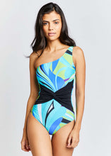 KAI Luna One Shoulder Twist Swimsuit
