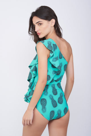 KAI Pineapple One shoulder