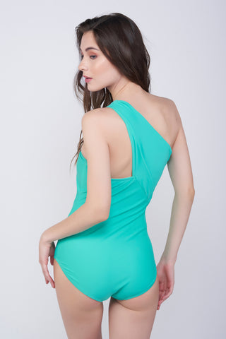 KAI Drape One Shoulder
