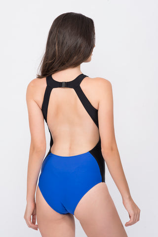 KAI Colourblock Classic Swimsuit