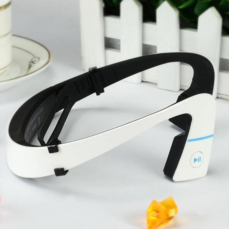 Bone-Conduction Headphones® Hi-Tech Headphones  Wireless Bluetooth