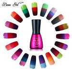 Thermal Chameleon Nail Gel Polish