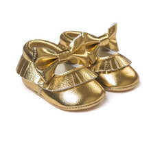 First Walker Baby Girls Shoes in Gold