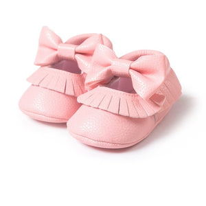 First Walker Baby Girls Shoes in Pink