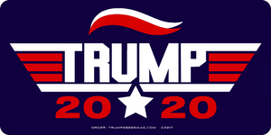 "Trump Gun Stickers 6""x4"" (20 pcs)"