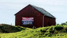 Giant Trump Flag 16'x10'