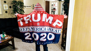 Trump 2020 Windbreaker