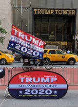"80"" x 40"" Pop-Up Yard Signs - Trump 2020 - KAG!"