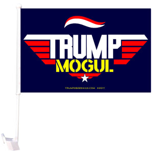 Trump Car Flags (Set of 2)