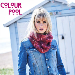 Stylecraft Colour pool cowl free pattern