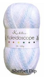 kiddies kaleidoscope - sherbet dip