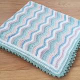 baby blanket crochet kit