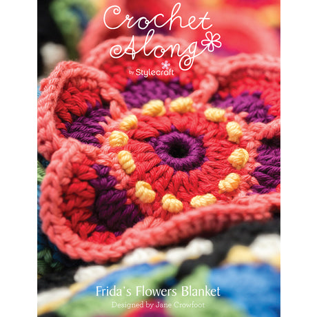 Fridas Flowers - Classique Cotton Yarn Pack