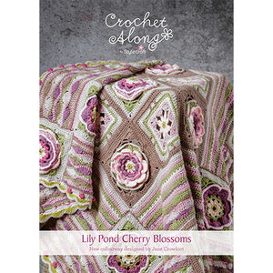 Lily Pond Cherry Blossom-  Stylecraft Special Yarn Pack