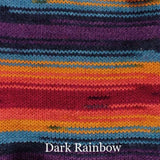 Stylecraft merry go round - dark rainbow
