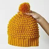 Cygnet Boho Solids bubble hat crochet pattern