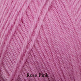 Truly Wool Rich 4 ply  rose pink
