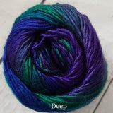 Cygnet Yarns Boho Spirit Aran Yarn - Deep