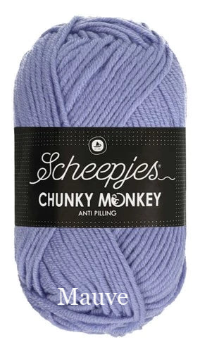scheepes chunky monkey mauve