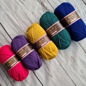 Stylecraft specal dk jewel yarn pack