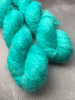 Curacao Brushed Baby Suri Silk Lace