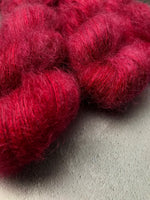 Ruby Slippers Kid Mohair Silk Lace